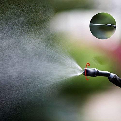 3L Pulverizador de presión, Homeself compresor pulverizador presión con correa de hombro para césped y jardín insectos y herbicida (3L): Amazon.es: Jardín
