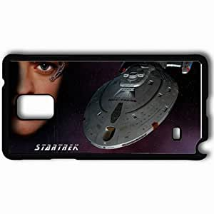 Personalized Samsung Note 4 Cell phone Case/Cover Skin 7 of 9 movies Black
