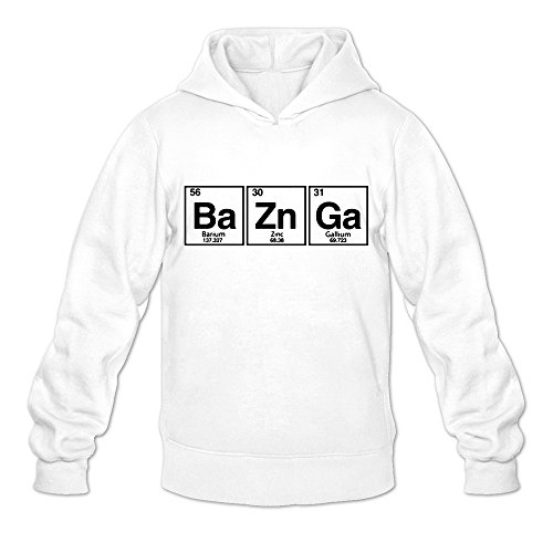Amy Big Bang Theory Halloween (Men's Sheldon Cooper Big Bang Theory Hooded Sweatshirt Size L)