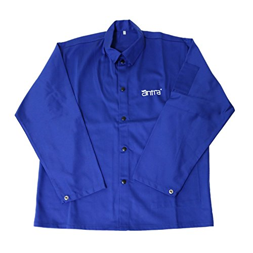 Antra WCJ-121-4XL Flame Resistant Cotton Jacket Size 4XL