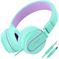 Besom i36 Teens Headphones with Microphone Stereo...