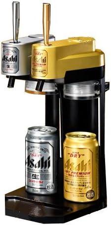 アサヒスーパードライ・ドライプレミアム Wコック缶サーバー