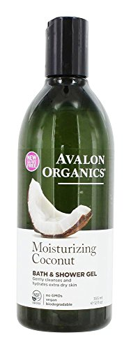 Avalon Organics - Moisturizing Bath & Shower Gel Coconut - 12 fl. (Avalon Coconut)