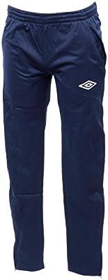 Umbro-Federation h-Pantalon-Pantalón de chándal, color azul azul ...