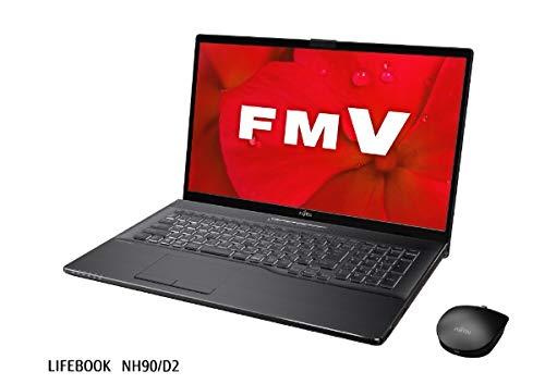 富士通『FMV LIFEBOOK NH90/D2(FMVN90D2B)』