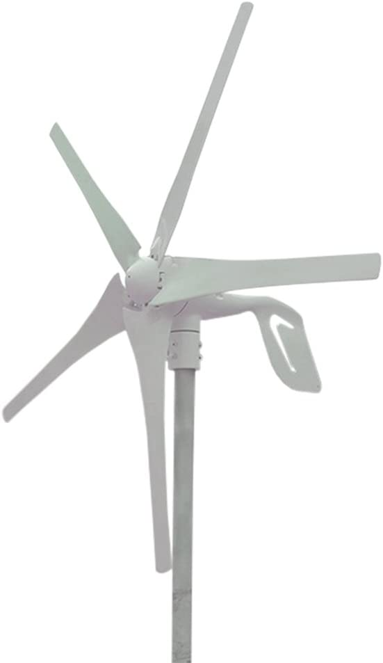 400W Horizontal Wind Turbine Generator Windenergie Windrad 5 Blades 12V //