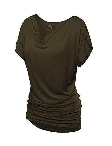 Buy cowl neck nursing top