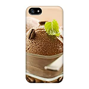 Awesome Design Ymmy Ice Cream Hard Case Cover For Iphone 5/5s