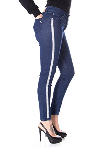 Skinny Jeans P78leg8we1 Please Baggy P78 Stretch Blu Donna OvnCqCwF