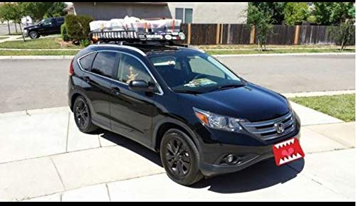 Honda Fit Roof Rack >> Amazon Com Brightlines 2012 2016 Honda Cr V Crossbars Roof Luggage