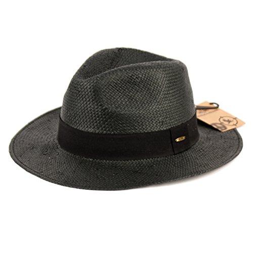 epoch-unisex-fedora-stylish-hat-lager-x-large-black