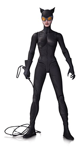 - DC Collectibles DC Comics Designer Action Figure Series 1: Catwoman by Jae Lee Action Figure