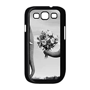 Case Of Elephant Customized Hard Case For Samsung Galaxy S3 I9300