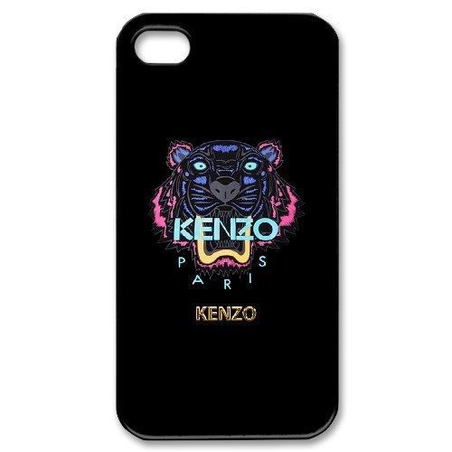 Exquisite stylish phone protection shell iPhone 4,4S Cell phone case for KENZO LOGO pattern personality design
