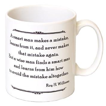 Et Man Mugsnkisses Mug Fonction Sage Tasse Le La Entre Différence Ow80vnyNm