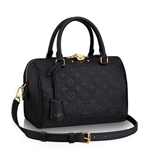 - Louis Vuitton Monogram Canvas Cross Body Handbag Speedy Bandouliere 30 M42406 Made in France