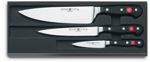 3 Piece Bakers Set (Wüsthof - Three Piece Cook's Set - 3 1/2