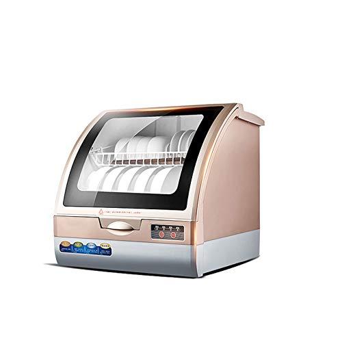 WUYANJUN Mini lavavajillas Compacto con Mini lavavajillas ...