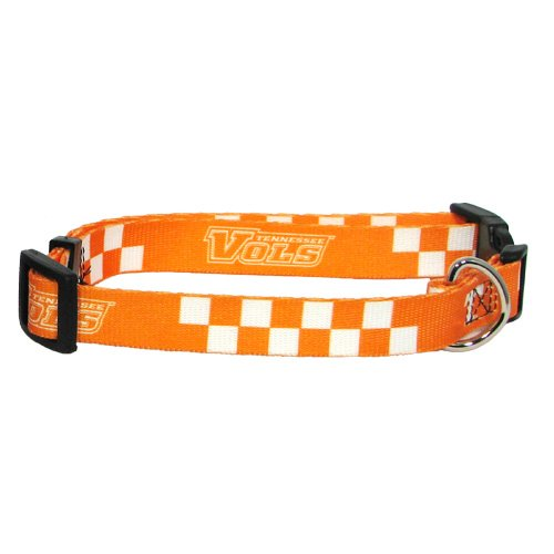 Hunter MFG Tennessee Volunteers Dog Collar, Large