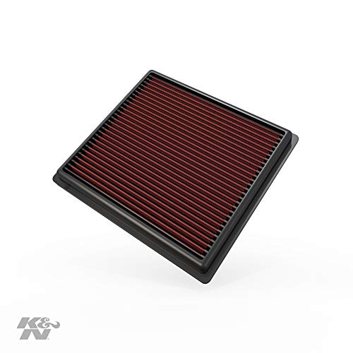 K&N engine air filter, washable and reusable:  2010-2019 Toyota/Lexus/Mitsubishi (Highlander, RAV4, Sienna, Avalon, Camry, ES 350, NX300, Rx350, L200, Triton) 33-2443