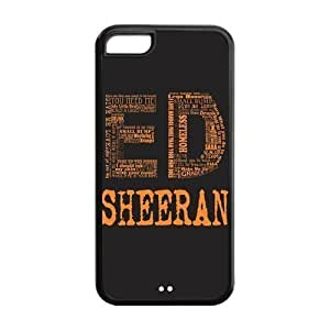 5C Phone Cases, Ed Sheeran Hard TPU Rubber Cover Case for iphone 6 4.7 inch