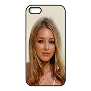 Celebrities Beautiful Keeley Hazell iPhone 5 5s Cell Phone Case Black DIY Present pjz003_6536188