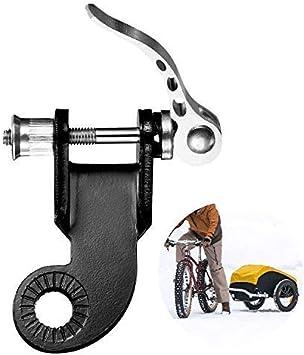 Enganche para Bicicleta de Remolque,Accesorios de Remolque de ...