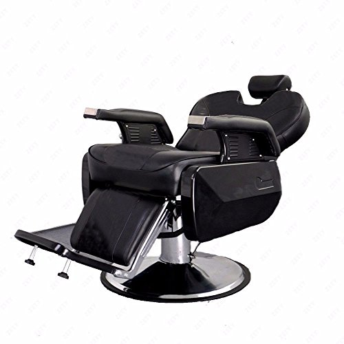 Evelove Universal Hydraulic Recline Barber Salon Beauty Spa Chair (Sale Cane For Stools)