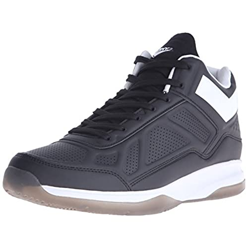 PONY Men\u0027s SP 60 Ultra Lite Walking Shoe, Black/White, 10 D US