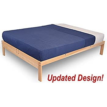 nomad 2 platform bed full