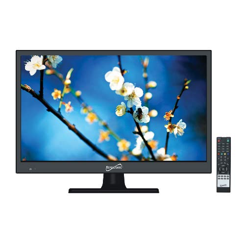 - SuperSonic SC-1511H LED Widescreen HDTV 15