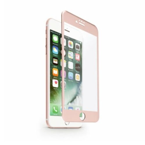 iHome Cell Phone Screen, Crafted of Rose Tone Aluminum & Tem