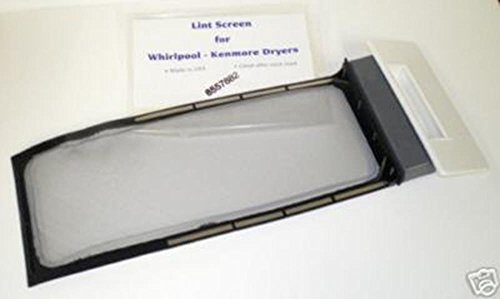 Major Appliances 8557882 replacement for W10717210 Whirlpool Kenmore Dryer Lint Screen Filter