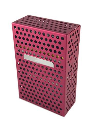 Alvéoles Aluminium Avec 1 doré Bonus Cigarettes Cadeau Au Modèle Choix Léger Paquet Standard En Couleur Rouge Alliage Ultra À 20 Etui 1wf4qnxPgg
