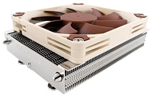 Mini Itx Bundle (Noctua Low-profile Quiet CPU Cooler for AMD Based Retail Cooling NH-L9A)