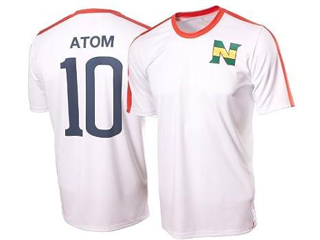 ed6ec02a49ca2 cosplay original Camiseta fútbol Oliver Atom (XL)  Amazon.es ...