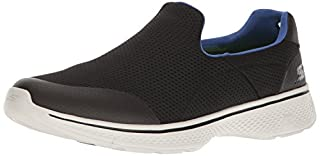 d7ad4c31c9690 Skechers Performance Men's Go Walk 4 Incredible Walking Shoe, Black ...