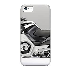First-class Cases Covers For Iphone 5c Dual Protection Covers Motorcycles Bmw R1200rt by mcsharks