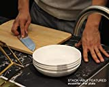 Fine Bone China Pasta Salad Bowls-8 Inch Plate Sets