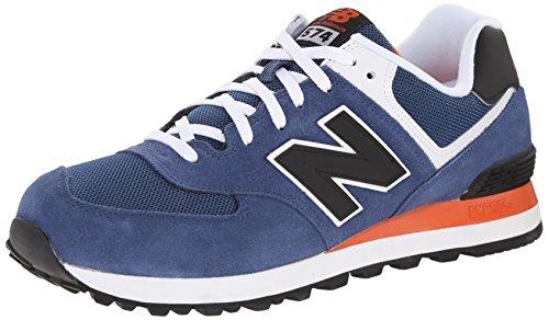 New Balance NBML574MON Sneaker, Uomo Blu (Blue)