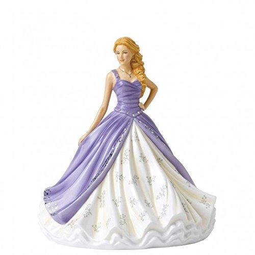 Birthday Royal Doulton Figurine (Royal Doulton Crystal Ball Beautiful Occasion Figurine HN5887)