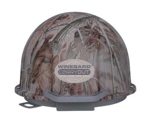 Winegard GM-1599 Carryout Realtree Camouflage Portable Satellite TV Antenna