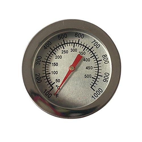 Yothg Jx 5M Bimetal Grill Thermometer Oven Stainless Steel Thermometer Bbq Thermometer  52Mm