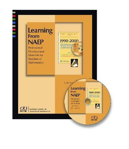 Learning from NAEP: Professional Development Materials for Teachers of Mathematics