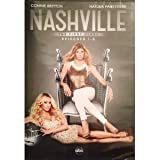 Nashville: The First Verse (Season One, Episodes 1-5) [DVD] - Starring Connie Britton, Hayden Panettiere, Charles Esten (2012) by LionsGate