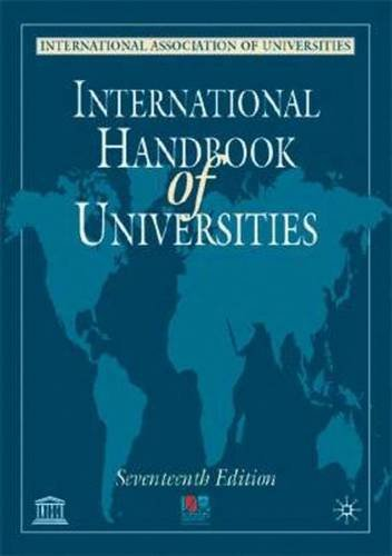 International Handbook of Universities, 17th edition