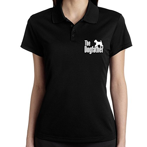 Teeburon The dogfather Airedale Terrier - Polo Femme