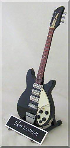 John Lennon Guitarra en miniatura Rickenbacker 1964 personalizable ...