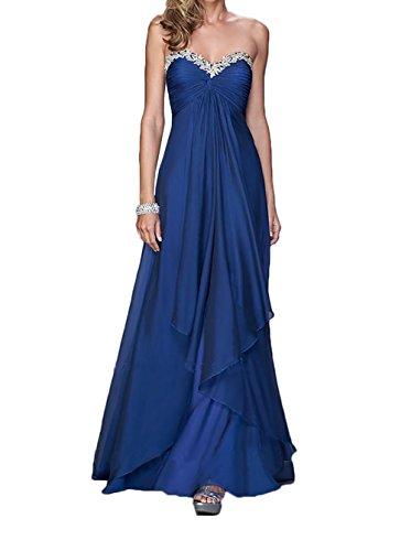 Rosa Royal Ballkleider Braut Partykleider Traegerlos Spitze Brautjungfernkleider La Marie Abendkleider Hell Blau q6cTFvwt