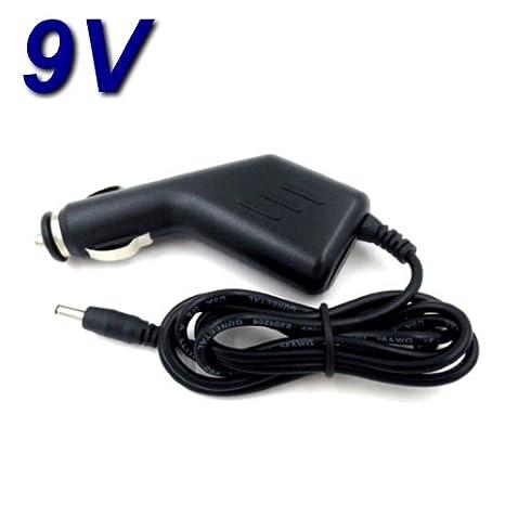 Top cargador® Cargador de coche 9 V para Lector DVD portátil ...